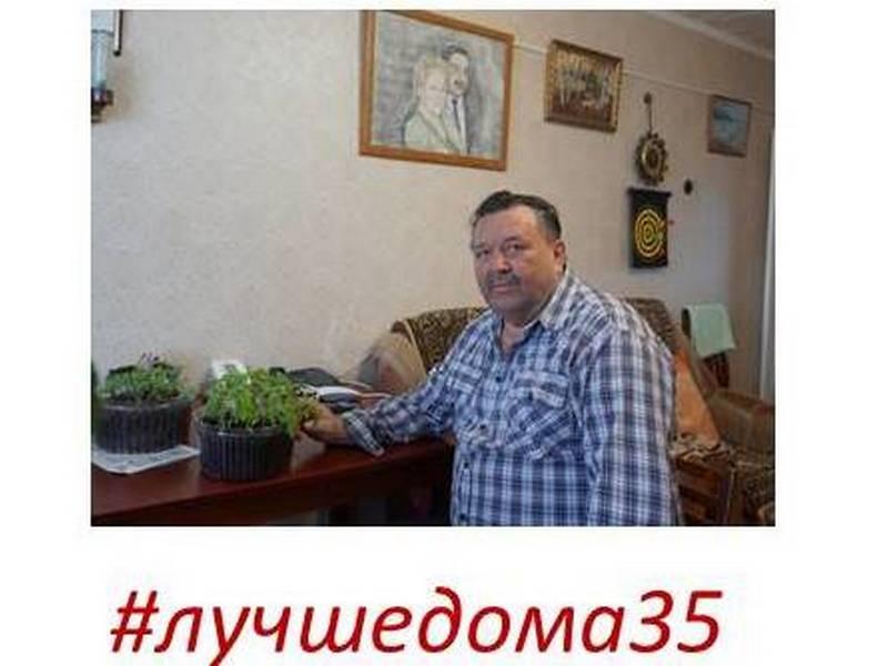 Всеволодов Николай, депутат представительного Собрания Вологодского района