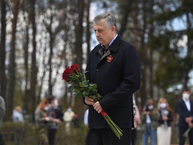 Александр Дрозденко, Гатчинский район