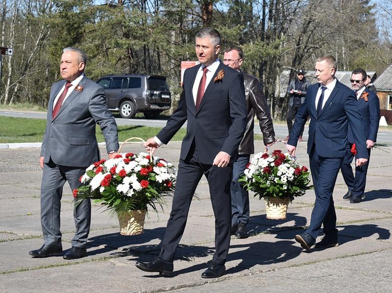 Сосновоборский городской округ