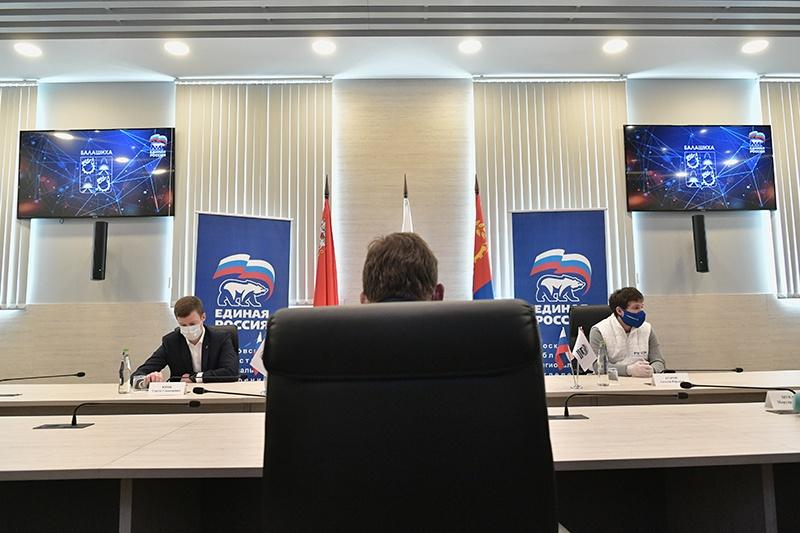 Фото: пресс-служба Мособлдумы