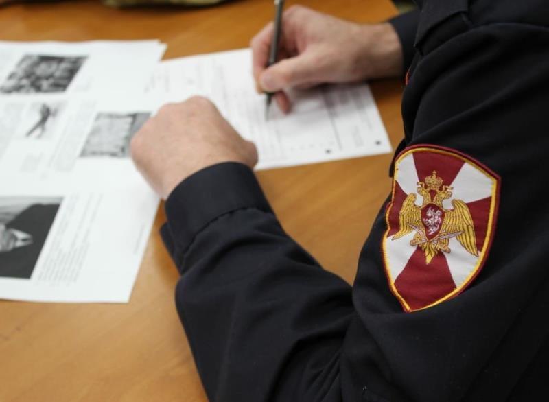 """В """"Диктанте Победы"""" активное участие приняли окружные полицейские"""