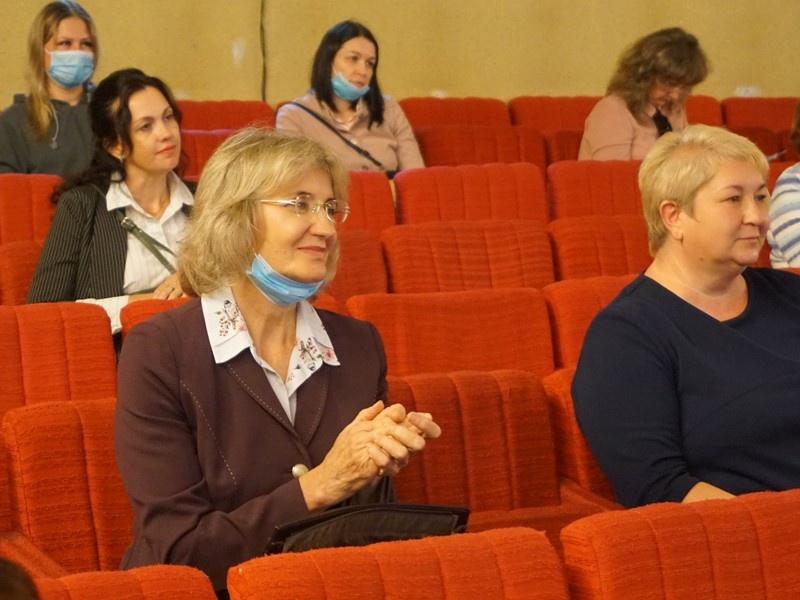 Межрайонный семинар «Женский диалог», г. Коряжма, 24 августа 2020 года.