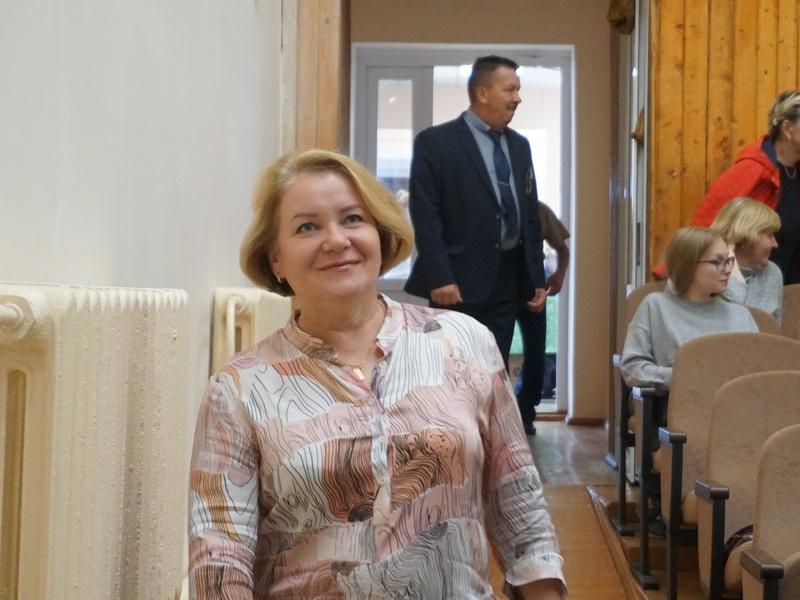 Межрайонный семинар «Женский диалог», пос. Рочегда, Виноградовский район, 26 августа 2020 года.