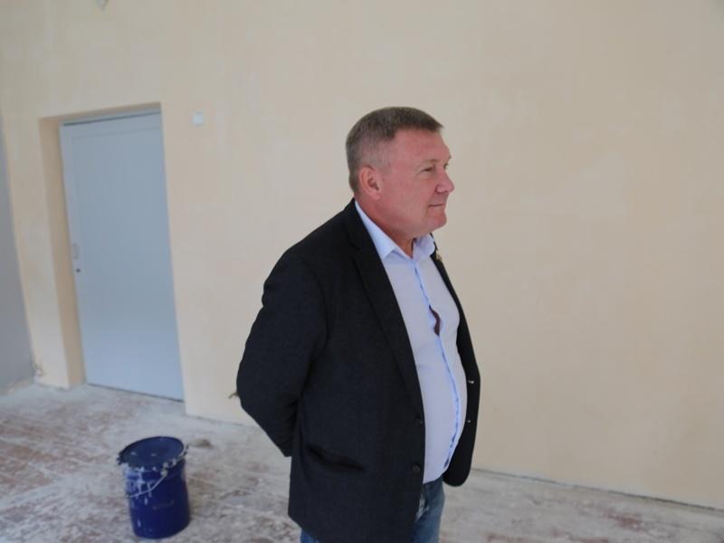 Рабочая поездка секретаря реготделения Партии в г. Онега, 28 августа 2020 года.