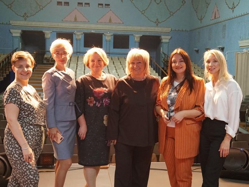 Межрайонный семинар «Женский диалог», г. Котлас, Котласский район, 25 августа 2020 года.