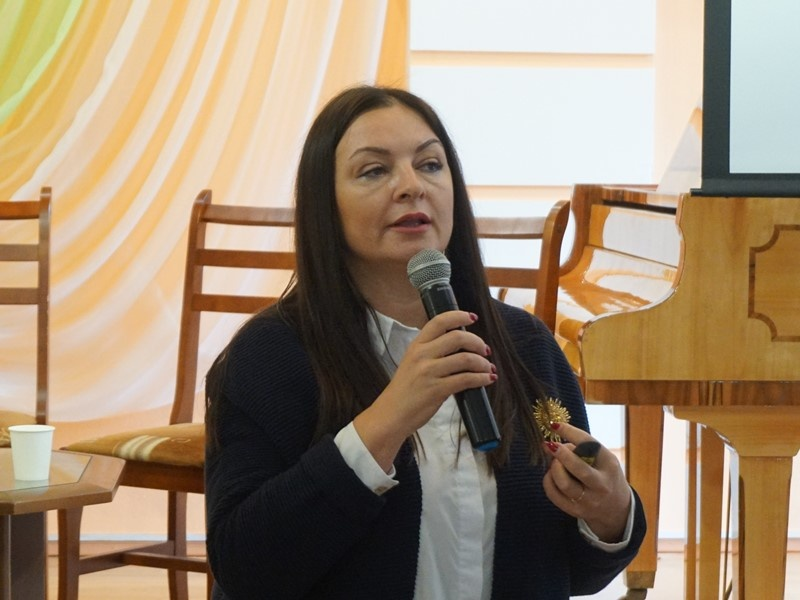 Межрайонный семинар «Женский диалог», г. Новодвинск, 28 августа 2020 года.